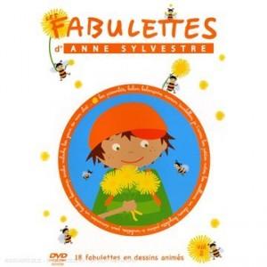 """Afficher """"Les fabulettes d'Anne Sylvestre en dessins animés"""""""