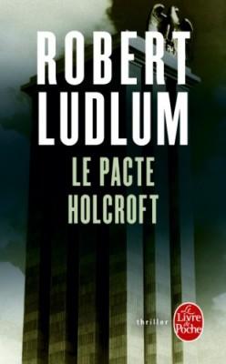 """Afficher """"Le livre de poche Le pacte Holcroft"""""""