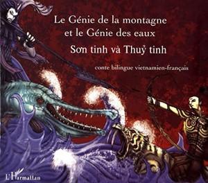 """Afficher """"Le génie de la montagne et le génie des eaux"""""""
