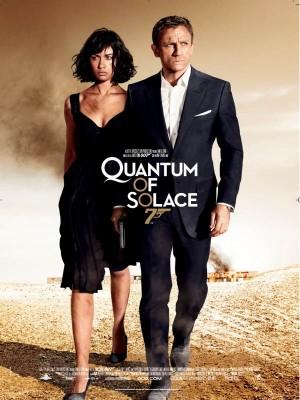 """Afficher """"James Bond n° 22Quantum of Solace"""""""