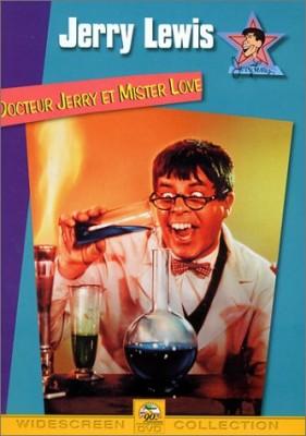 Couverture de Docteur Jerry et Mister Love