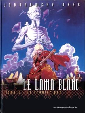 """Afficher """"Le lama blanc. n° 1 Le premier pas"""""""