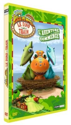 """Afficher """"Dino train (Le) - Vol 1 : L'aventure commence"""""""