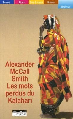 """Afficher """"Les Mots perdus du Kalahari"""""""