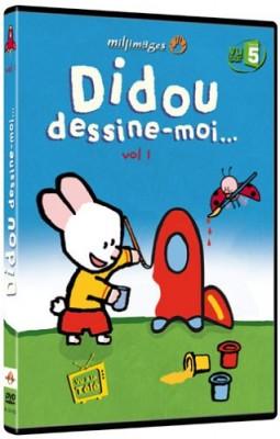"Afficher ""Didou dessine-moi... n° Vol 1 Didou - Dessine-moi..."""