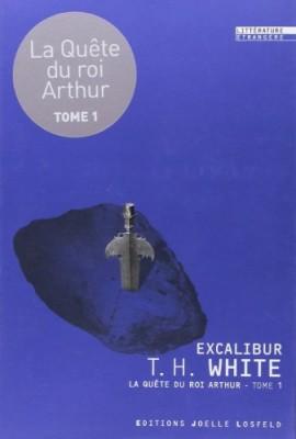 """Afficher """"La quête du roi Arthur n° 1Excalibur"""""""