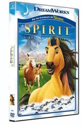 """Afficher """"Spirit, l'étalon des plaines"""""""