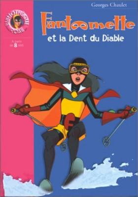 """Afficher """"Fantômette et la dent du diable"""""""