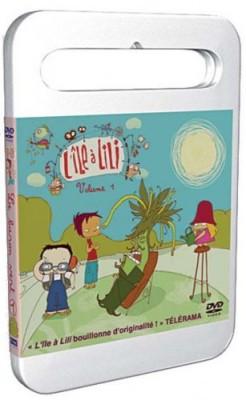 """Afficher """"île à Lili (L') n° 1"""""""