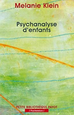 "Afficher ""Psychanalyse d'enfants"""