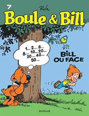 "Afficher ""Boule & Bill n° 7 Bill ou face"""