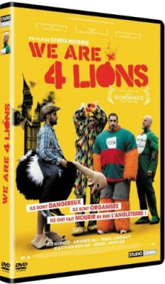 vignette de 'We Are 4 Lions (Chris MORRIS)'