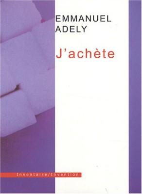"Afficher ""J'achète"""