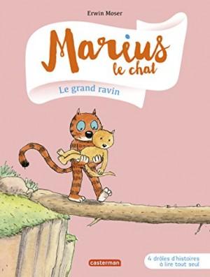 """Afficher """"Marius le chat Le grand ravin"""""""