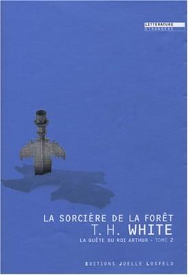 """Afficher """"La quête du roi Arthur n° 2La sorcière de la forêt"""""""