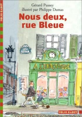 """Afficher """"Nous deux, rue Bleue"""""""