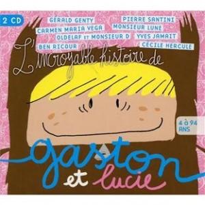 """Afficher """"L'incroyable histoire de Gaston et Lucie"""""""