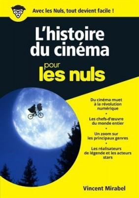 """Afficher """"L'histoire du cinéma illustrée pour les nuls"""""""