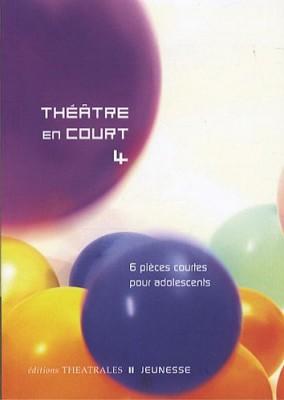 """Afficher """"Théâtre en court n° 4 Théâtre en court."""""""