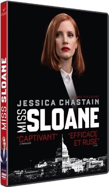 """Afficher """"Miss Sloane"""""""