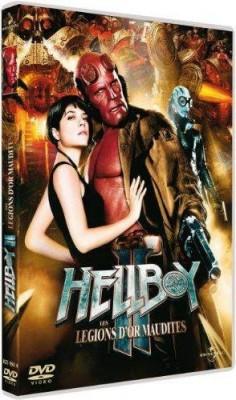 "Afficher ""Hellboy 2 - Les légions d'or maudites"""