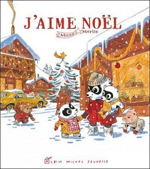 """Afficher """"J'aime Noël"""""""