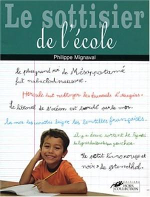 """Afficher """"Le sottisier des écoles"""""""