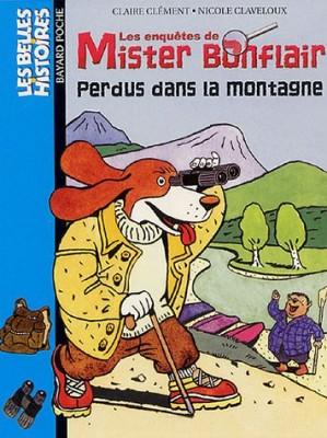 """Afficher """"Enquête de Mister Bonflair (Une) Perdus dans la montagne"""""""