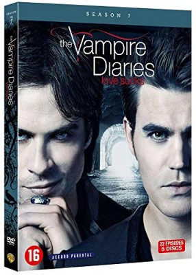 """Afficher """"Vampire Diaries, saison 7"""""""