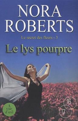 """Afficher """"Le secret des fleurs n° 3 Le lys pourpre"""""""