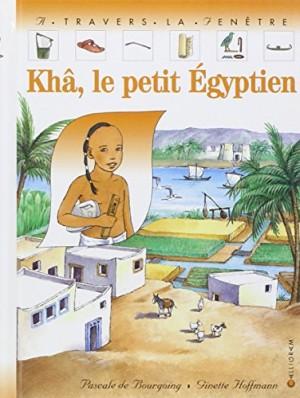 """Afficher """"Khâ, le petit Egyptien"""""""