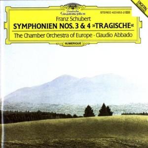 """Afficher """"Symphonie N ̊3 en ré majeur D 200"""""""