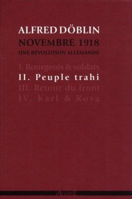 "Afficher ""Novembre 1918 n° 2 Peuple trahi"""
