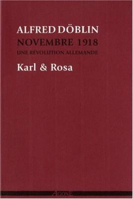 "Afficher ""Novembre 1918. n° 4 Karl & Rosa"""