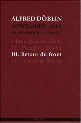 """Afficher """"Novembre 1918 n° 3 Retour du front"""""""