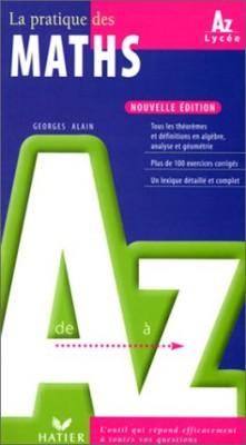"""Afficher """"Maths de A à Z (Les )"""""""