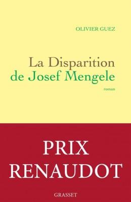 """Afficher """"La disparition de Josef Mengele"""""""