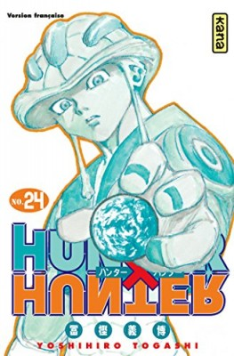 "Afficher ""Hunter x Hunter n° 24"""