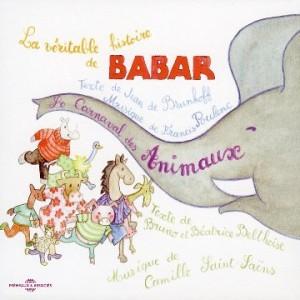 """Afficher """"véritable histoire de Babar le petit éléphant (La)"""""""