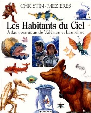 """Afficher """"Valérian agent spatio-temporel n° HS Les habitants du ciel"""""""