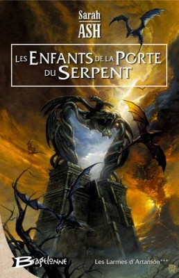 """Afficher """"Les larmes d'Artamon n° 3 Les enfants de la porte du Serpent"""""""