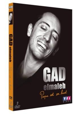 """Afficher """"Gad Elmaleh : Papa est en haut"""""""