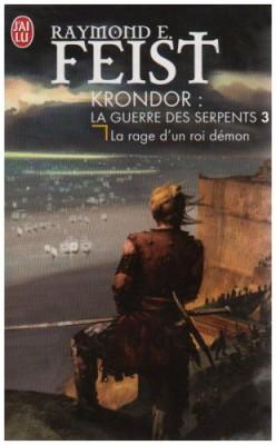 """Afficher """"Krondor : La Guerre des Serpents n° 3 La rage d'un roi démon"""""""