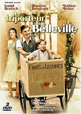 """Afficher """"Le Triporteur de Belleville"""""""