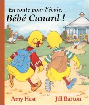 """Afficher """"En route pour l'école, Bébé Canard !"""""""