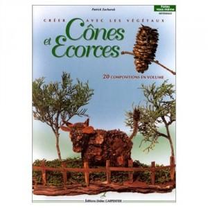 """Afficher """"Cônes et écorces"""""""