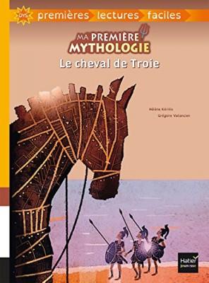 """Afficher """"Ma première mythologie n° 4 Le Cheval de Troie"""""""