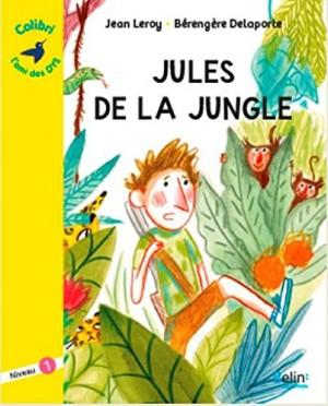 """Afficher """"COLIBRI L'AMI des DYS Jules le chasseur"""""""