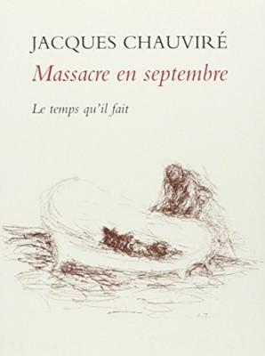 """Afficher """"Massacre en Septembre"""""""