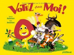 """Afficher """"Votez pour moi !"""""""